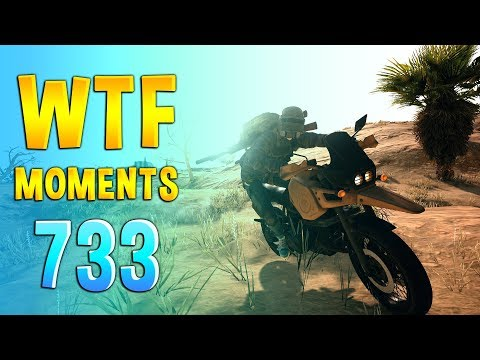 PUBG WTF Funny Daily Moments Highlights Ep 733 -NewsBurrow thumbnail
