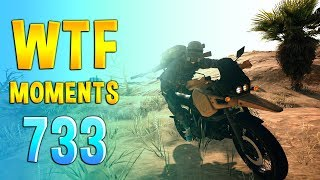 PUBG WTF Funny Daily Moments Highlights Ep 733