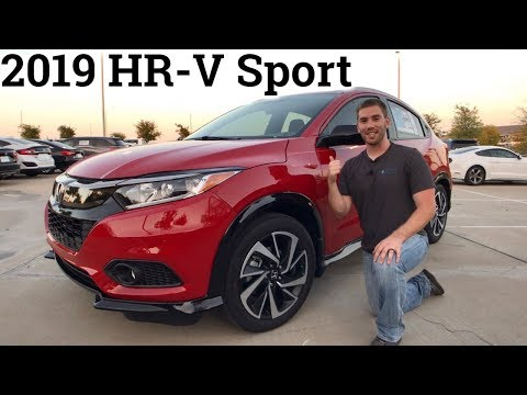 Full Review: Refreshed 2019 Honda HR-V (New Sport/Touring Trims)
