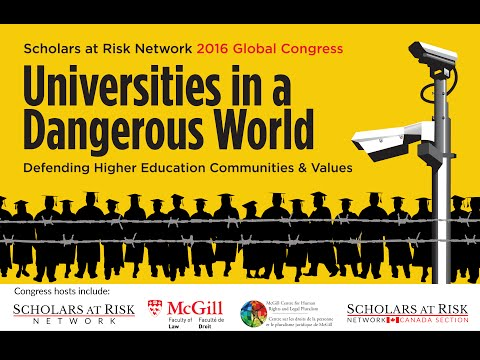 Opening and Plenary: Global Snapshots: Regional Challenges to Higher Education Security & Values