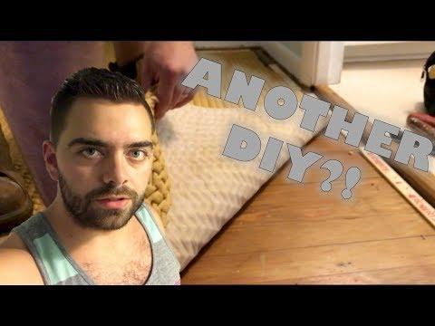 DIY: RIPPING UP CARPET!!!