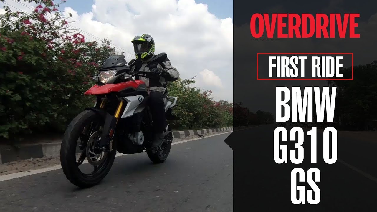 Bmw G 310 Gs India First Ride Review Details Specifications And Price Overdrive