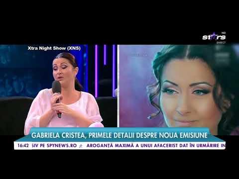 Gabriela Cristea, primele detalii despre noua emisiune de la Antena Stars