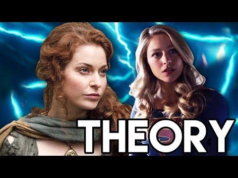 Supergirl New Kryptonian MAJOR Character  Supergirl Season 3  Theory