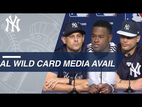 AL WC: Yankees Prepare For AL Wild Card Game