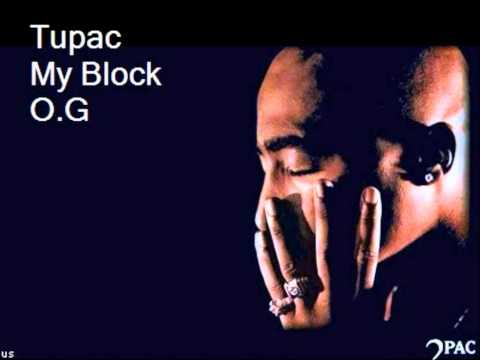 2Pac My Block original (Lyrics) HD