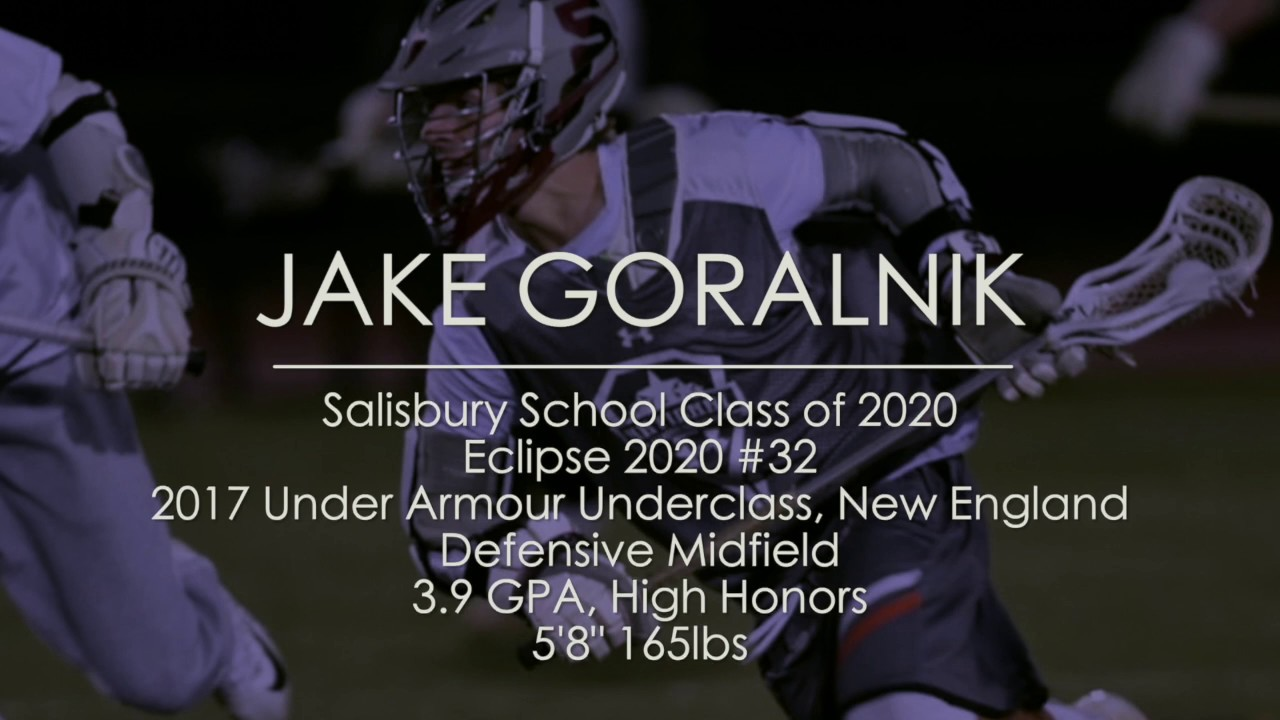 Best Defensive Midfielders 2020 2020 Midfielder Jake Goralnik 2018 Fall Highlights | Salisbury