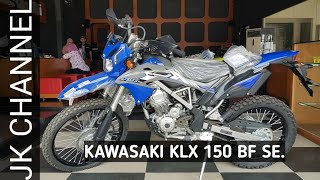 KAWASAKI KLX 150 BF SE 2019 | WARNA BARU SIAP TRABAS SEGALA MEDAN !!!