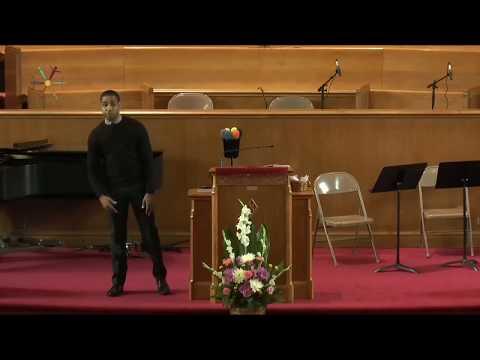 Pastor Michael Kelly