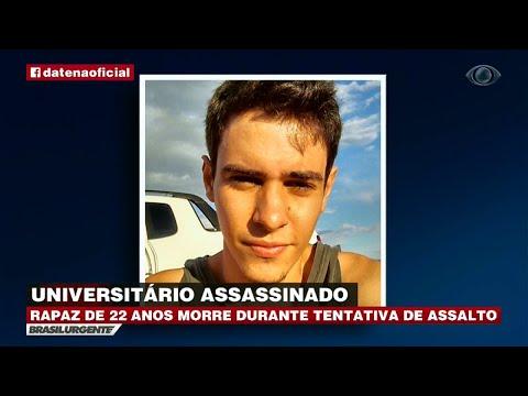 SP: Universitário é morto durante tentativa de assalto