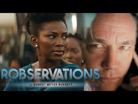 NIGERIAN FILM NEEDLESSLY DISQUALIFIED FROM ACADEMY AWARDS. ROBSERVATIONS Live Chat #271