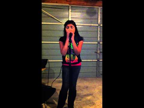 ADELE TURNING TABLES COVER BY KAYLISE IRIZARRY