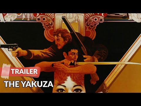 The Yakuza 1974 Trailer HD | Robert Mitchum | Ken Takakura