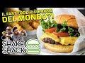 IL FAST FOOD PIÙ BUONO DEL MONDO?! | Alla scoperta di SHAKE SHACK! の動画、YouT…