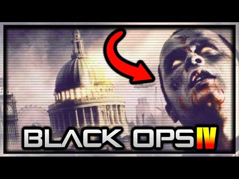 Black Ops 4 ZOMBIES PLAGUE LONDON MAP INFO! LEROY RETURNS? (Call of Duty 2018 Black Ops 4 Zombies)
