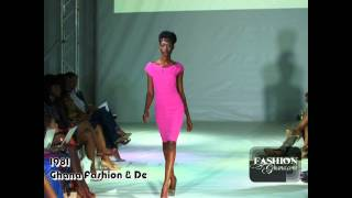 (HQ) Ghana Fashion & Design Week: Day 2 - Mina Evans, 1981, Coccolily (FULL SHOW)
