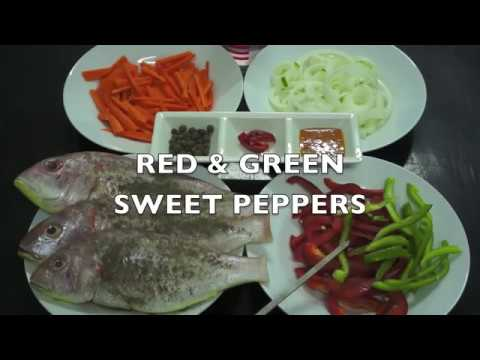 how to cook red snapper jamaican style