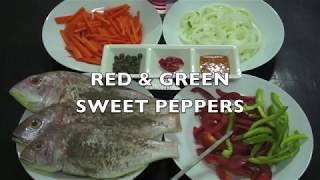 Jamaican Escovitch Fish Recipe