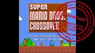 Super Mario Bros. Crossover PC Walkthrough (Longplay) [HD]