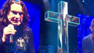 Ozzy Osbourne - Mama, I'm Coming Home live in Prague 2018
