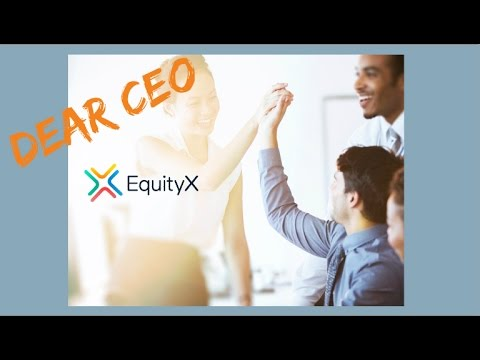 EquityX startup