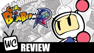 Super Bomberman R (PC/PS4/Xbox One) Review + Switch Comparison
