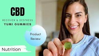 Yumi Nutrition CBD Gummies | Product Review
