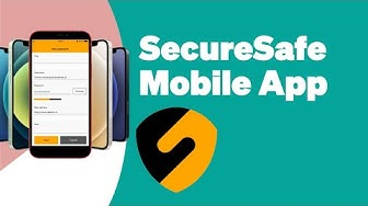 SecureSafe Mobile App für iOS und Android