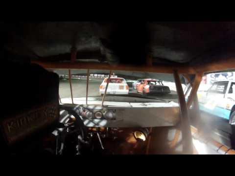 Dakota Jennings Feature Race at Lakeside Speedway 8/4/17