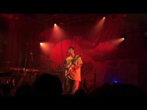 Rex Orange County - No One (Alicia Keys cover) - 10/03/18 - Berlin