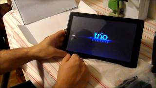 "TRIO Stealth G2 with WiFi 10.1"" Touchscreen Tablet"