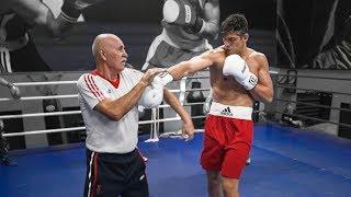 Плох боксер, который дерется / Как бить встречные  удары