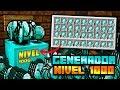 ¡GENERADOR DE DIAMANTE NIVEL 1000! ???? EL MEJOR GENERADOR DE EGGWARS - EGGWARS Minecraft