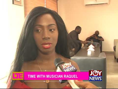 Becky's Exclusive Chat with Raquel - Let's Talk Entertainment on JoyNews (19-2-18)
