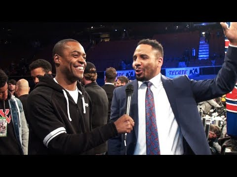 Andre Ward & Sergey Kovalev STILL BEEFING! & Talks HEAVYWEIGHT COMEBACK!