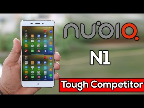 ZTE Nubia N1 Unboxing & Overview