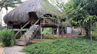 Bán khu nhà sinh thái nghỉ dưỡng, vô là kinh doanh. Tại xã Nam Cát Tiên, Tân Phú, Đồng Nai.