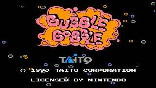 Bubble Bobble  (1990) - Juegos de época 🕹️