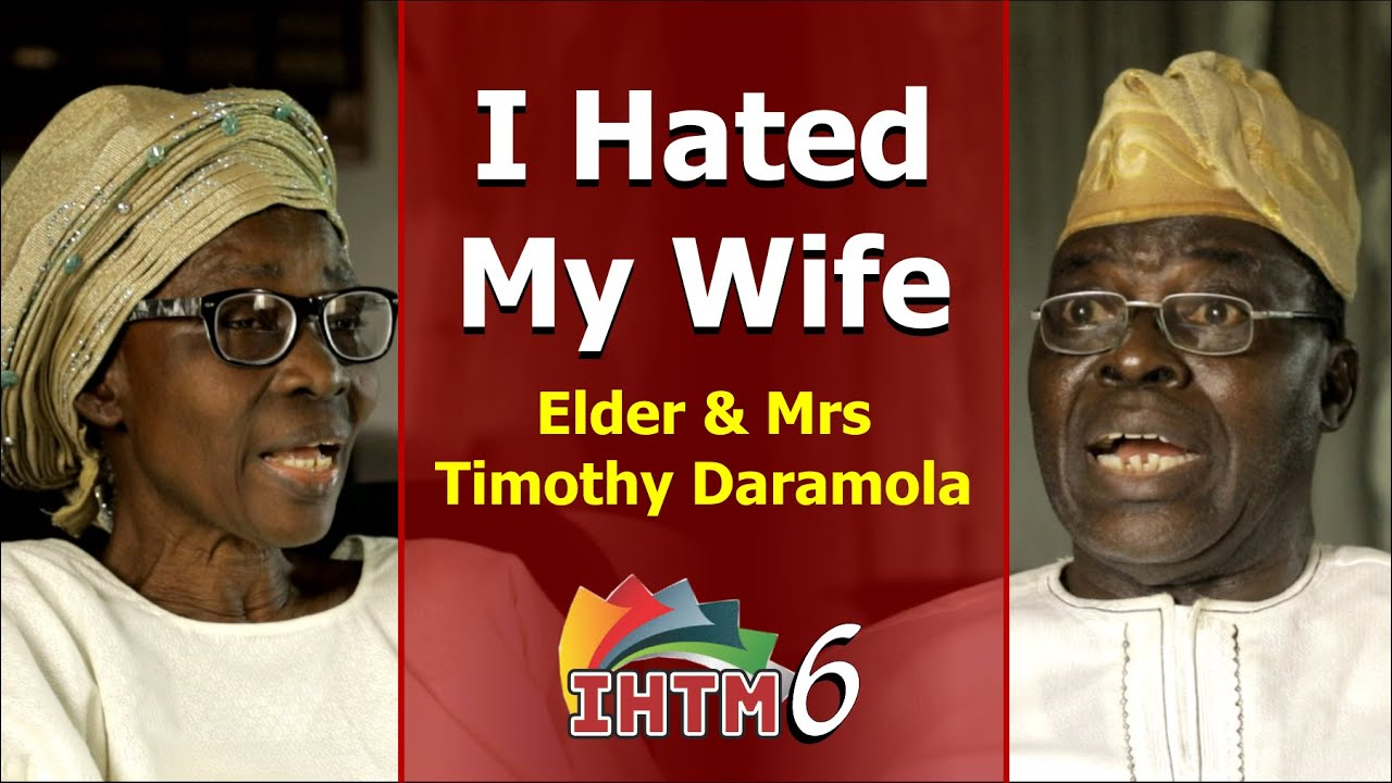"""Download """"I Hated My Wife"""" (FULL TESTIMONY) by Elder Timothy Daramola // IT HAPPENED TO ME (Eps 6) // EVOM"""