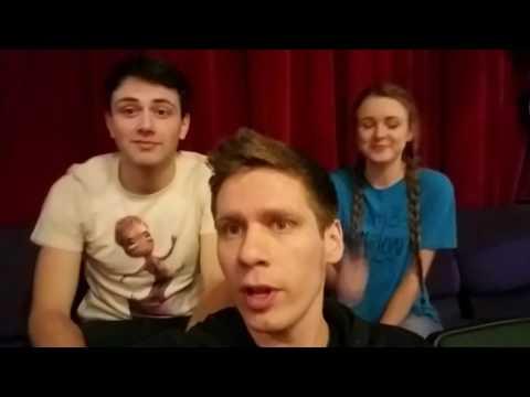 Breaking Borders Video Blog #3 - The Bully/ Alice in Wonderland