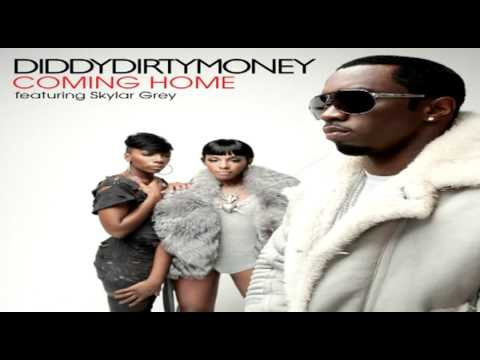 Diddy - Dirty Money FT. Skylar Grey - Coming Home (Dirty South Club Mix) [Alternative Version]