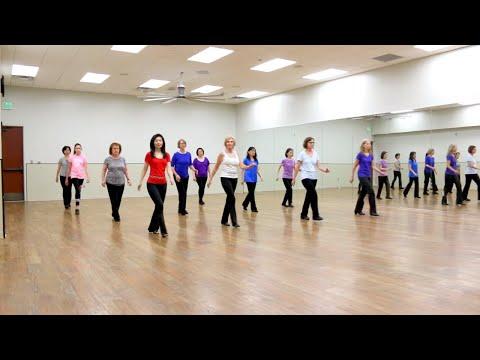 Te Vas - Line Dance (Dance & Teach In English & 中文)
