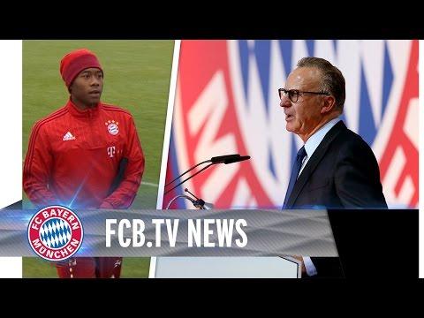 Ohne Costa gegen Hertha, JHV des FC Bayern