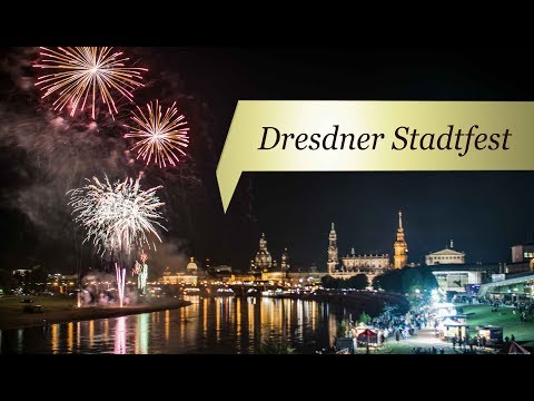 So war das Dresdner Stadtfest 2017