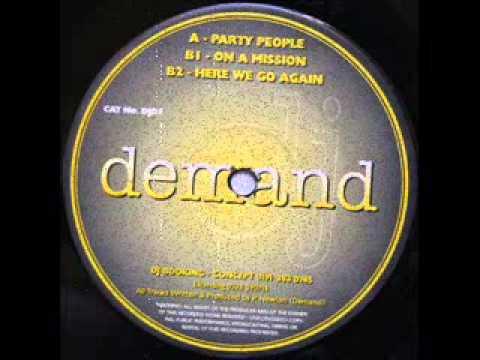 Dj Demand : On A Mission