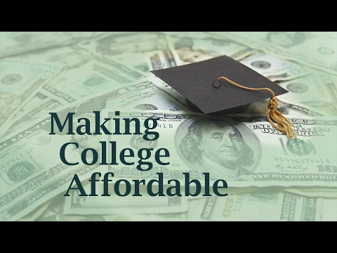 Carolina Classrooms: Making College Affordable 2017