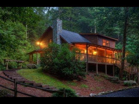 Blue Sky Cabin Rentals - Ritz On The River - Riverfront 1 Bedroom Cabin