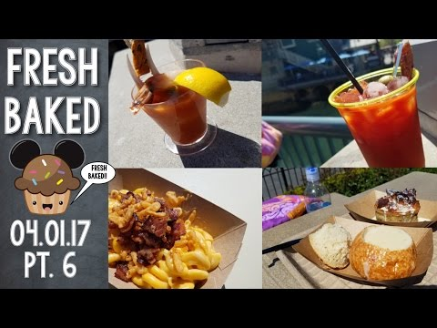 The BEST thing we've eaten at Food and Wine + Incredible muscles | 04-01-17 Pt. 6 [DL]