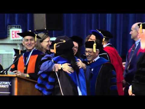 2014 Graduate School Commencement