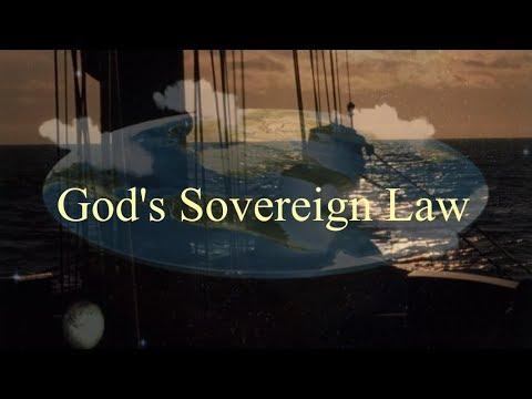 God's Sovereign Laws for Nations via Amistad [Steven Spielberg]